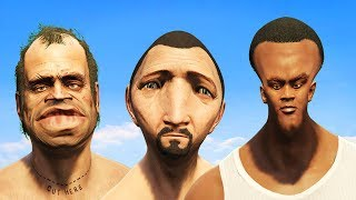 GTA 5 - The Naughty Bois