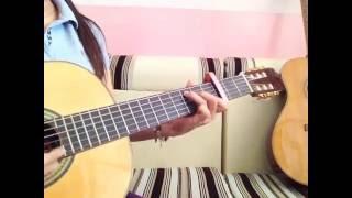 ĐƯỜNG TÌNH NHIỀU LỐI - Guitar