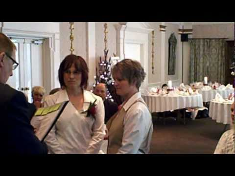 Jane and Rachel's Civil Partnership