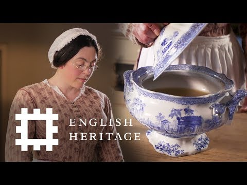 How to Make Soup - The Victorian Way