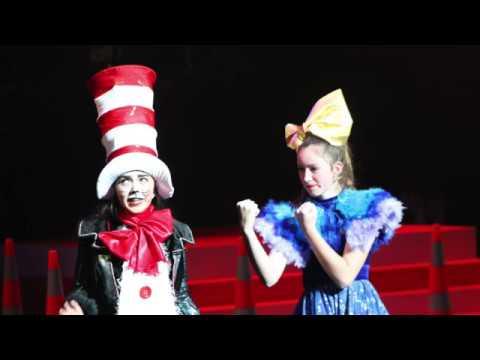 Gertrude McFuzzAmazing Mayzie  Seussical Cover NEW RECORDING GEAR!!