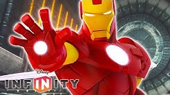 IRON MAN Deutsch Zeichentrick Superhelden Spiele für Kinder Videos - DISNEY INFINITY 2.0