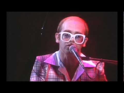 #11 - Tonight - Elton John - Live SOLO in Edinburgh 1976
