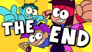 The END of OK K.O. - Thank You For Watching The Show