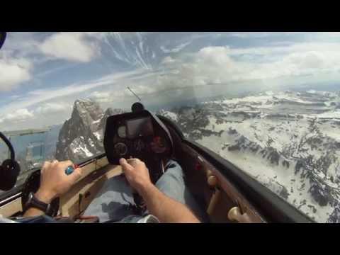 Soaring above Teton Valley