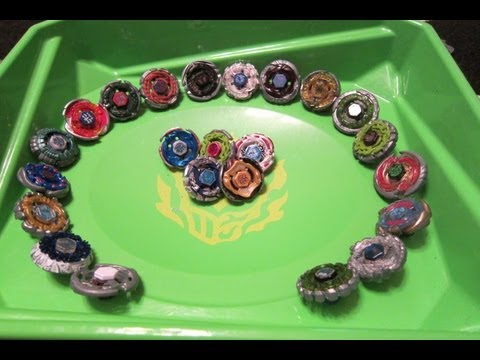 OMG... My top 5 BeyBlade Battle  Awesome Battle with Surprise Ending