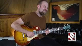 2020 Gibson Les Paul 1960 60th Anniversary V1 Neck #0372 | Guitar Demo