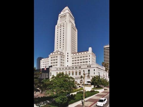 Los Angeles  City Hall &City Council