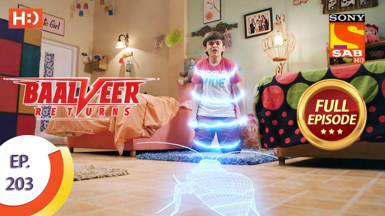 Download Baalveer Returns - Ep 203 - Full Episode - 1st October 2020