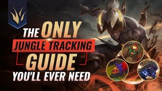 The ONLY Jungle Tracking Guide You'll EVER NEED - League of Legends Season 10