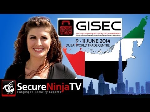 Gulf Information Security Expo & Conference GISEC 2014 Dubai