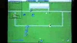 Kick Off 2 Amiga, WC 2002 Athens, Quater Finals leg 1, Klaus Lo - James B (4 - 1)
