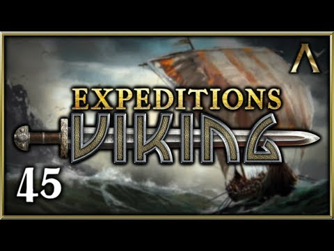 """Expeditions Viking - Pt.45 """"Royal Wedding Under Attack"""" [Expeditions Viking Let's Play Gameplay]"""