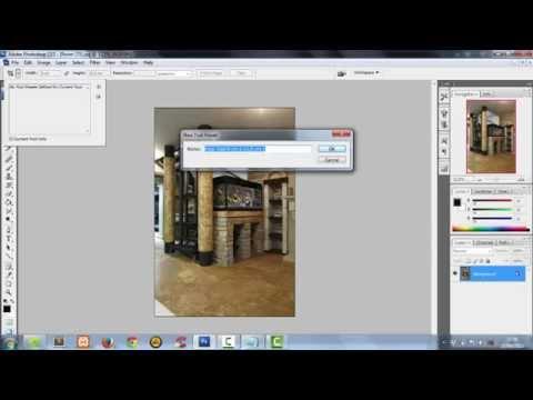 Cara Membuat Dan Mengatur Ukuran Foto 3R, 4R, 5R, dan 10R Dengan CROP Di Photoshop