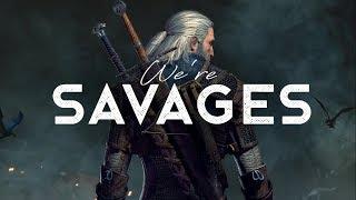 Savages - Royal Deluxe (LYRICS)