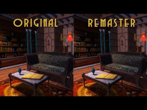 The 7th Guest - Original vs Remaster Comparison (25th Anniversary Edition)