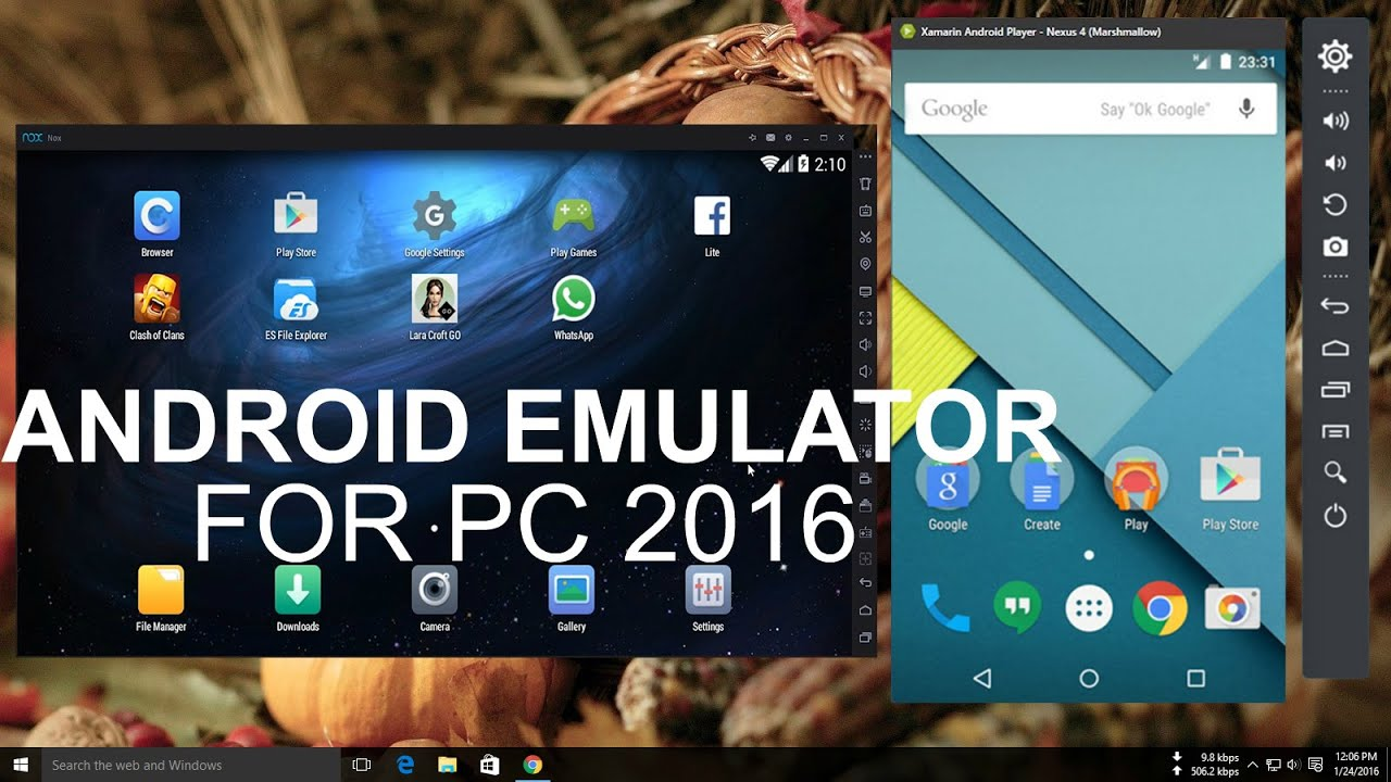 samsung mobile emulator for pc