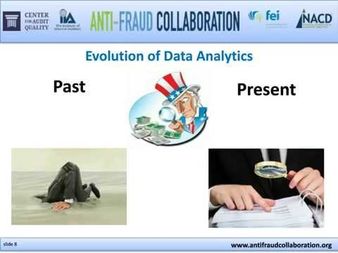 Anti-Fraud Collaboration Webcast: Data Analytics to Deter and Detect Fraud (October 2015)