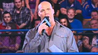 Kurt Angle Explains His Actions Against Jeff Hardy