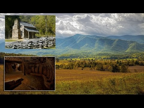 Centuries Old Underground City Discovered Beneath Cades Cove