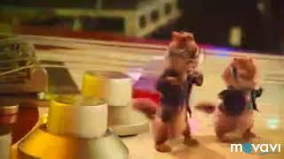 Элвин и бурундуки клип леди гага