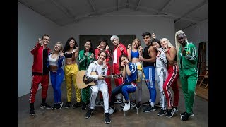 Interview with Now United
