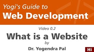 What is a WebSite | Yogi