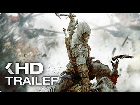 ASSASSIN'S CREED 3: Remastered Trailer German Deutsch (2019)