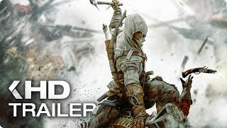 ASSASSIN'S CREED 3: Remastered Trailer German Deutsch (2019)