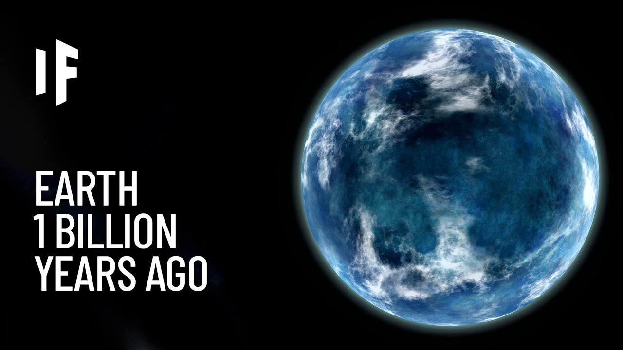 What If We Traveled One Billion Years Into the Past?