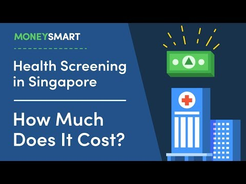 Health Screening in Singapore - How Much Does It Cost?