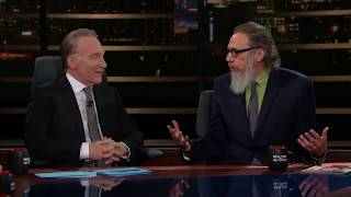 Larry Charles: Humanity's Death Race   Real Time with Bill Maher (HBO)