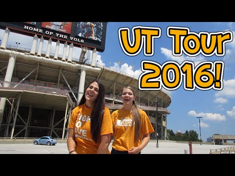 UNIVERSITY OF TENNESSEE TOUR