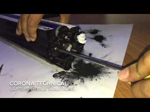 How to reset the drum unit chip for Xerox WorkCentre 7120/7125/7220/7225