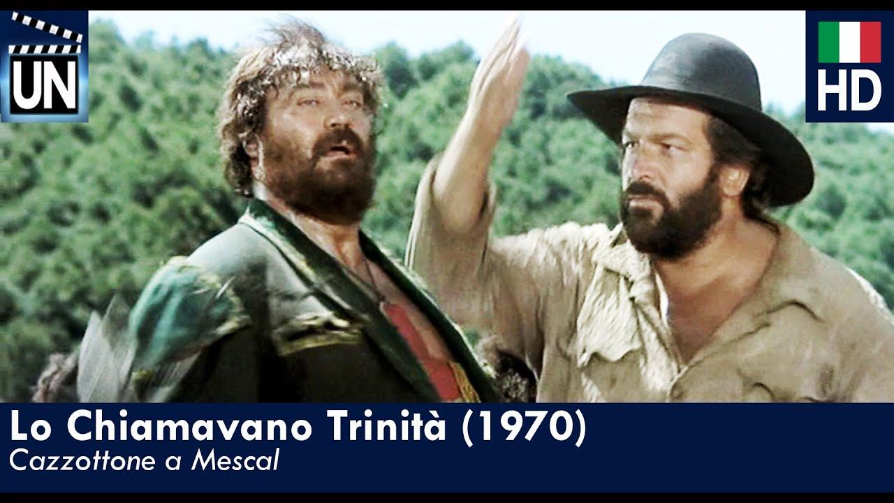 Lo Chiamavano Trinita Film Completo In Italiano Del 1970 Youtube