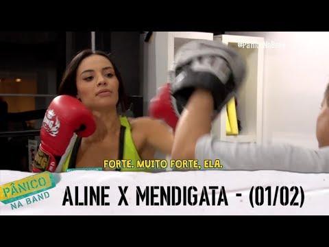 PANICATS: ALINE MINEIRO X MENDIGATA (01/02) thumbnail