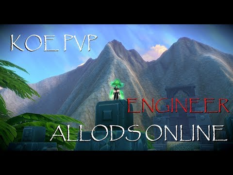 Allods Online Kissaki - KoE PVP - Engineer