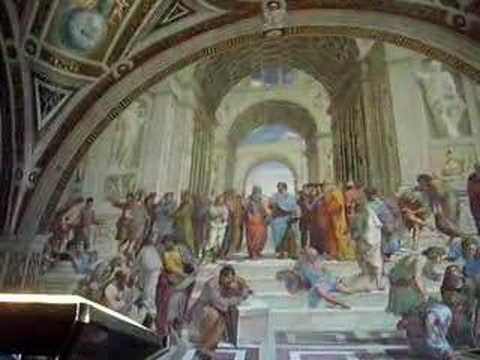 school of athens by raphael santi essay Raffaello sanzio, or raphael, was born on april 6, 1483 in the town of urbino,   the most well known is the school of athens, which represents philosophy.