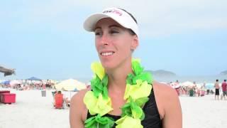 Vídeo: Luíza Tobar fala sobre a incrível vitória no UB515