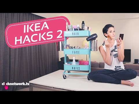 Ikea Hacks 2 - Hack It: EP39