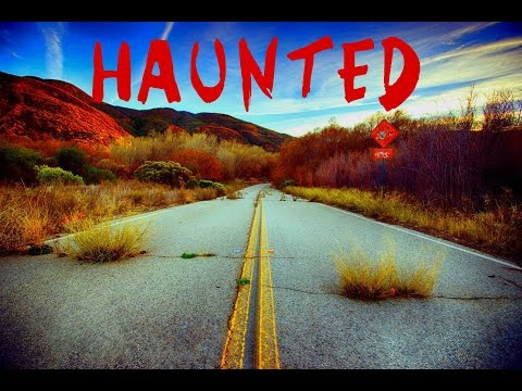 Most Haunted Highways In The World - Be Warned!