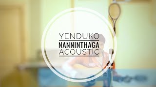 Enduko Nanninthaga Neevu Telugu Christian song by Johnson Joshea