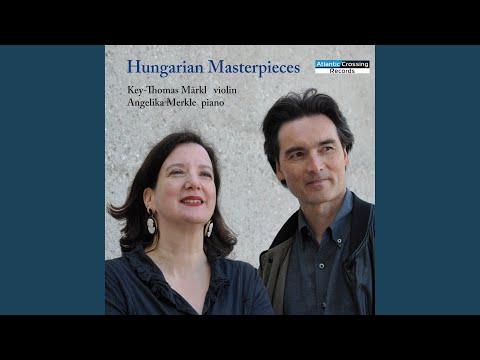 Rhapsodie Hongroise, Op. 5
