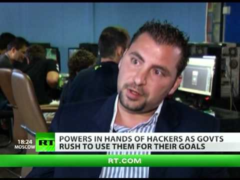 Web Wars of Secrecy: Hackers for hire in demand by govts