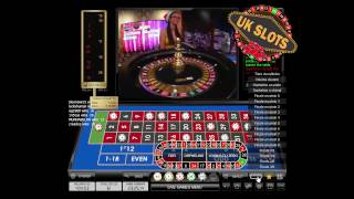 Live Online Roulette #8 - HIGH STAKES HUGE HIT!!!