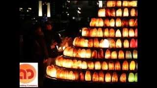 DEN DA MUOI / asin lampara /โคมไฟเกลือ / соль лампы /ASIN LAMPARA