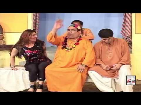 Best of Iftkhar Thakur, Nasir Chinyoti & Khushboo - PAKISTANI STAGE DRAMA FULL COMEDY CLIP