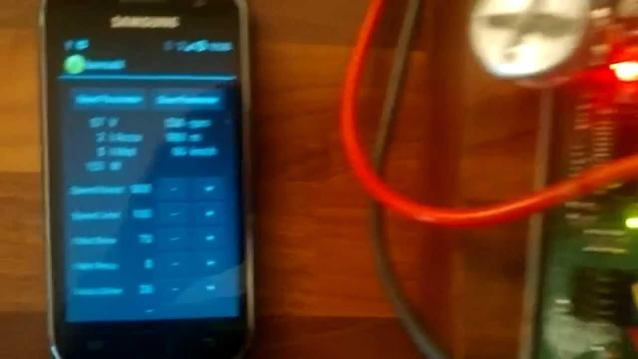 Crystalyte + FOC Controller 90V + Bluetooth App for