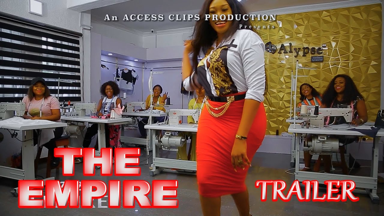 Download The Empire (Trailer) Trending 2020 Recommended Nigerian Nollywood Movie