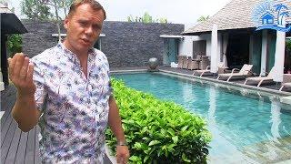 видео Вилла на острове Пхукет (ID: TrG Villa 048)